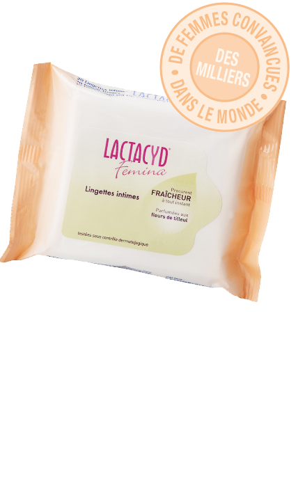 Lactacyd®-Lingettes-Intimes